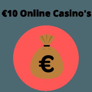 10 euro storting online casinos