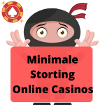 Minimale Storting Online Casinos