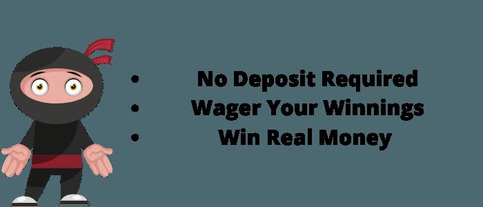 no deposit bonus explained