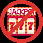 Vältä jackpot pelejä jos haluat voittaa nettikasinoilla