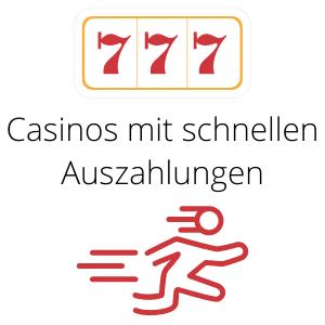 casinos mit schnellen auszahlungen